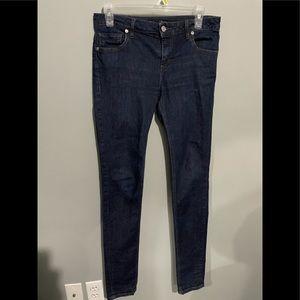 Lacoste jeans skinny dark wash 29
